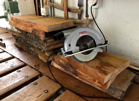 Unser Werkstoff – Massivholz