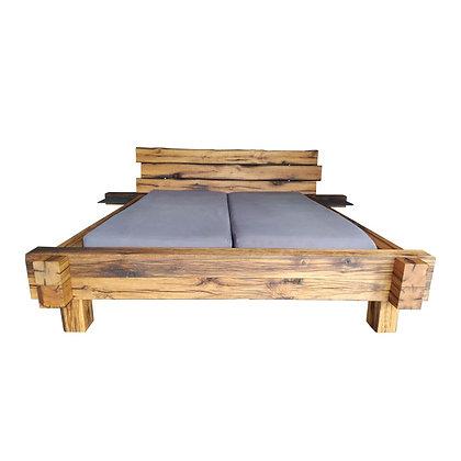Altholz Bett