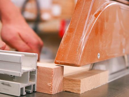 Ab heute dreht sich alles nur noch um Holzprodukte