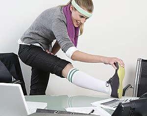 """""""In ufficio lavoro, mangio e mi alleno"""", quando l'azienda ti mette a dieta"""