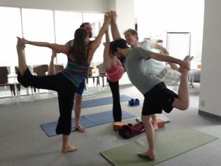 Lo Yoga in Azienda: la mia esperienza