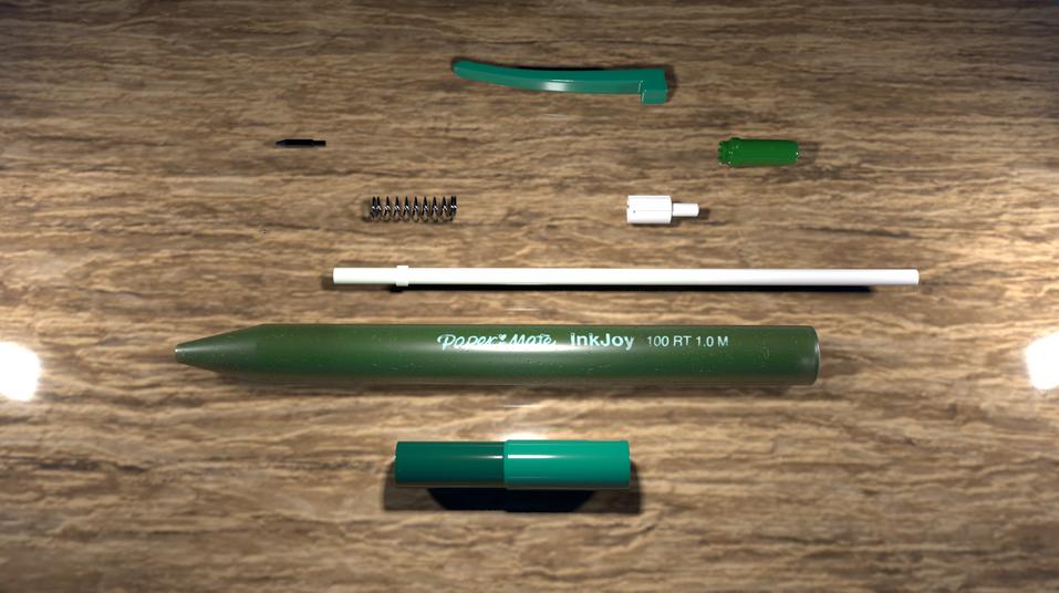 Deconstructed Pen