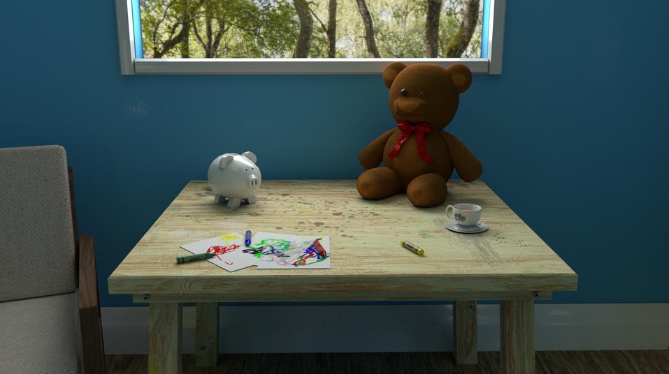 Child's Play Desk
