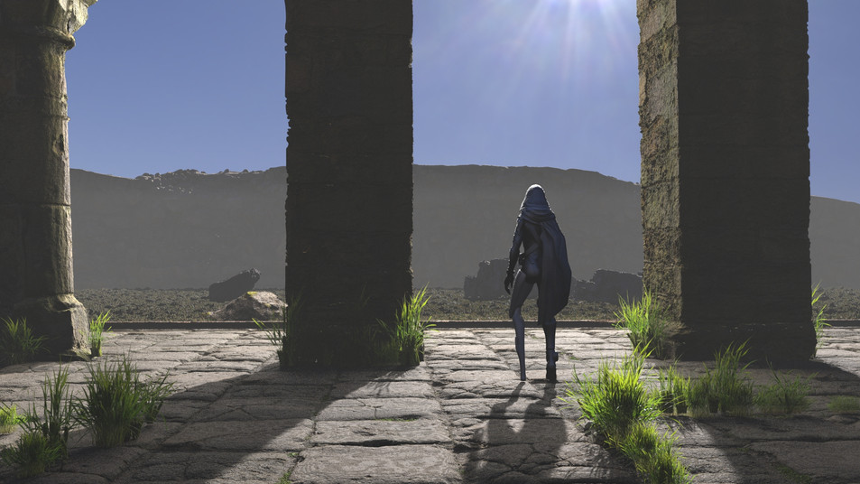 Shadow of the Colossus - Reimagined