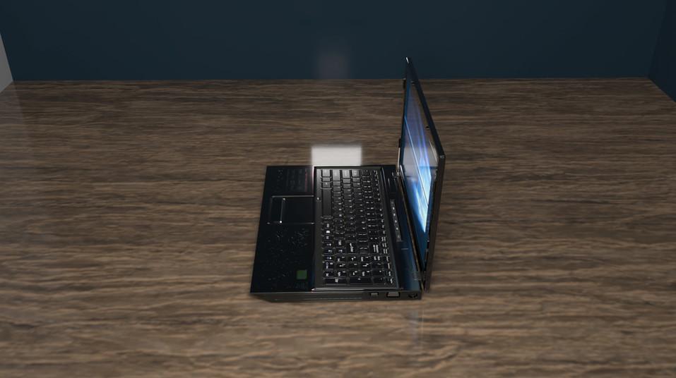 Laptop Turn Table