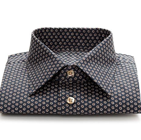 London collar 1 button
