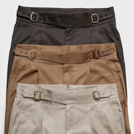 The Gurkha Trouser