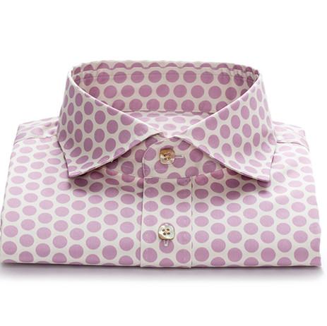 Windsor collar 1 button