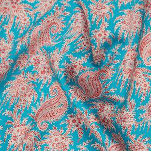 Palm Paisley Pink