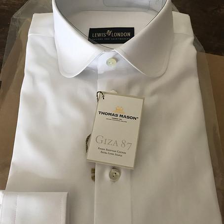 Thomas Mason made-to-measure shirts