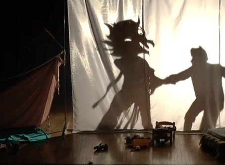 Shadow Theater Masks