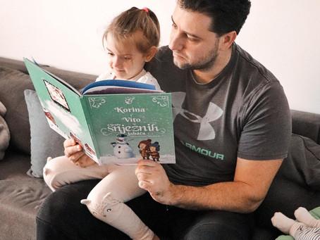 Naša rutina čitanja: Mama Silvija
