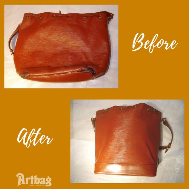 Bucket Bag Repair