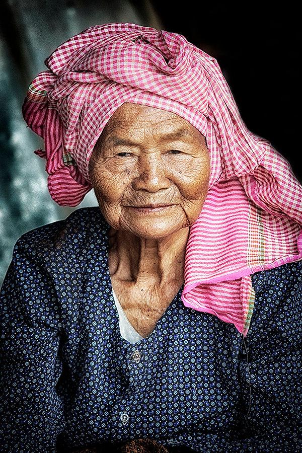 020 Cambodia Market Lady..jpg