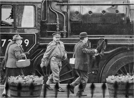 Train Buffs
