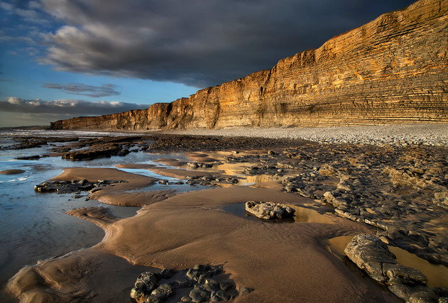 The Cliffs Of Nash Point