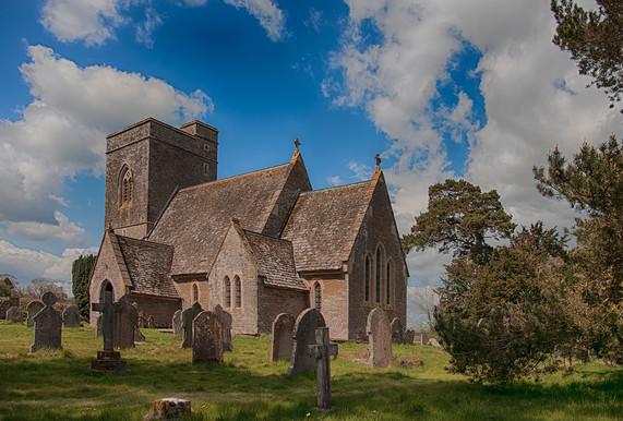 Llangasty Church
