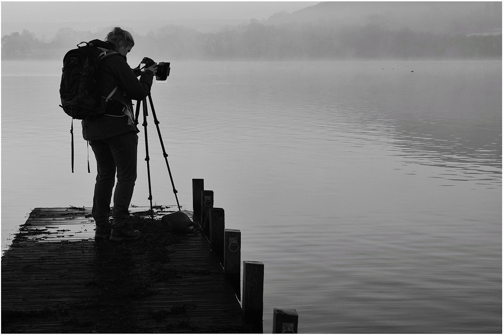 Photographing The Dawn