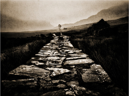 Olde Track To Rhosydd Chapel
