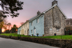 Merthyr Mawr Cottages