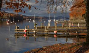 Autumn At Derwent Water
