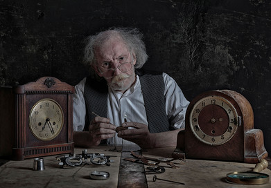 The Clock Repairman