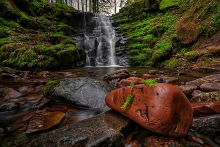 Blaen Y Gwyn Waterfall