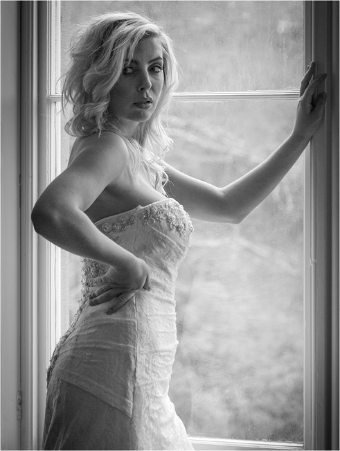 Beauty at the Window