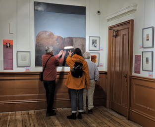 In The Gallery