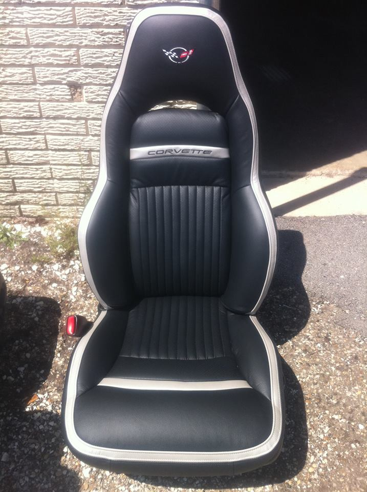 Corvette Seat