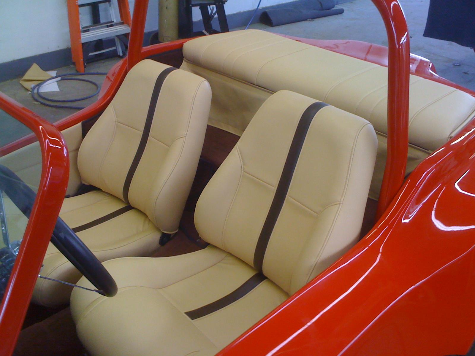 dun buggy
