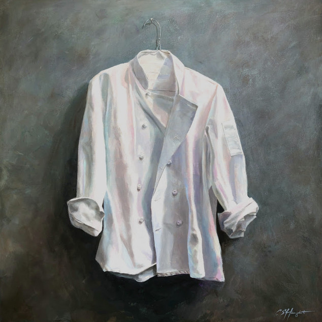Late Night - Chef's Jacket