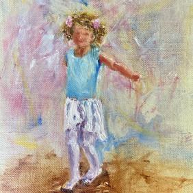 Beginning Ballet Turn