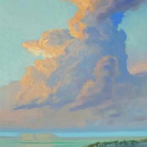 Floating Clouds II