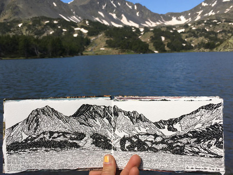 The art of the outdoor drawing