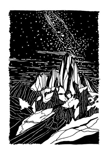 patagonian nights