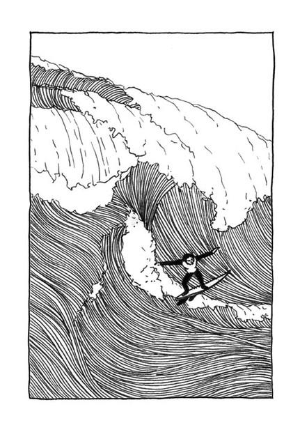Outdoor-postcards-surf-illustration-surf