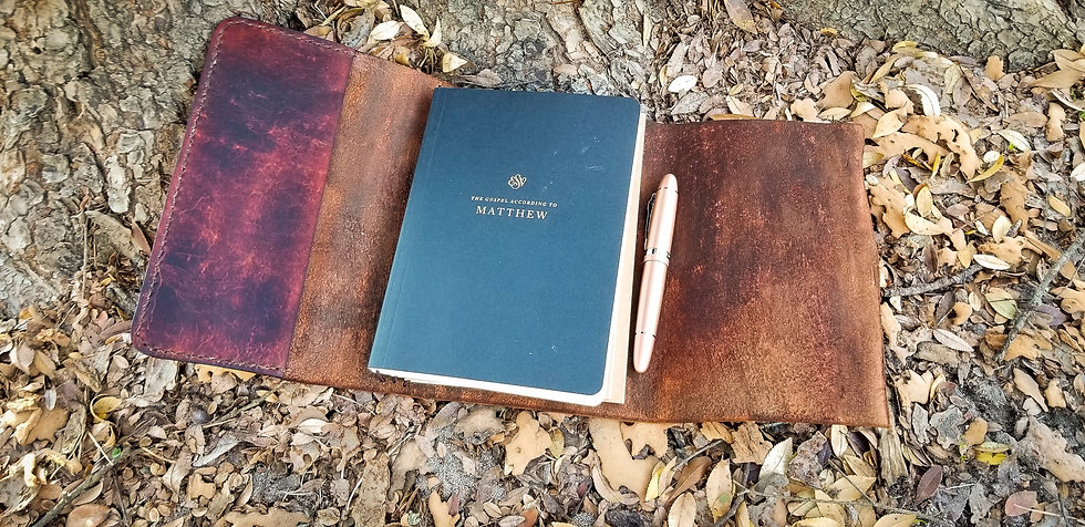 The Puritan With Outside Pen Pocket