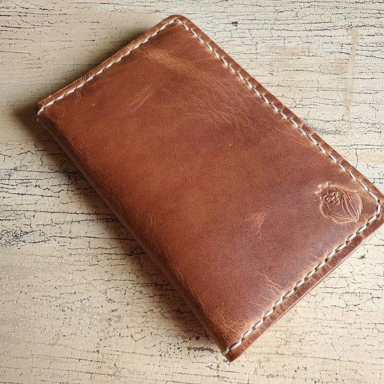 Field Notes/Passport Wallet in Horween Dublin Leather