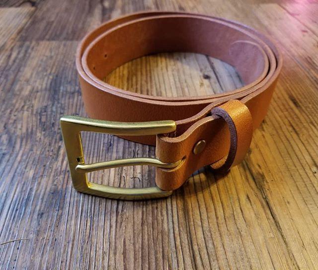 Veg Tan Belt