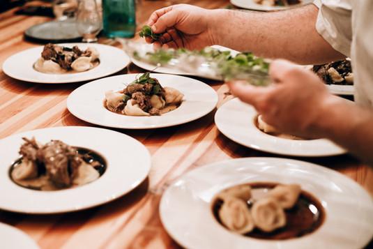 מסיבת רווקות - סטודיו אוכל