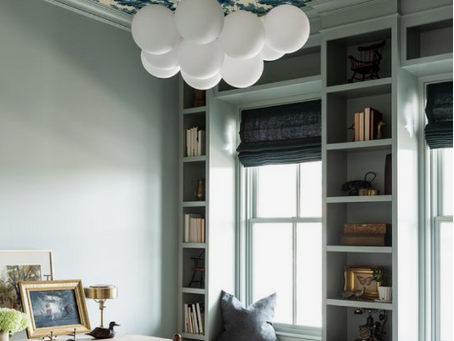 Paint and Wallpaper: Dramatic Changes on a Small Budget