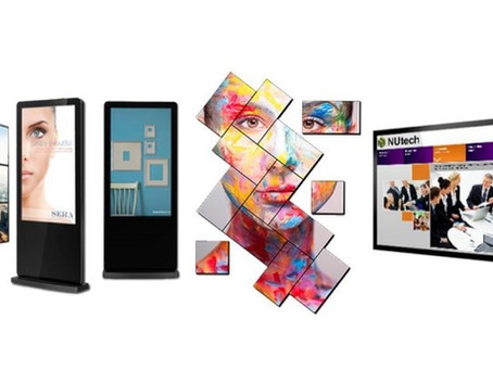 The Age of Digital Signage: Why Wireless Connectivity Enables Retailers to Do More