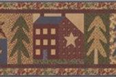 Hillside House pattern