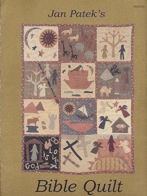 The Bible Quilt BOM Pattern