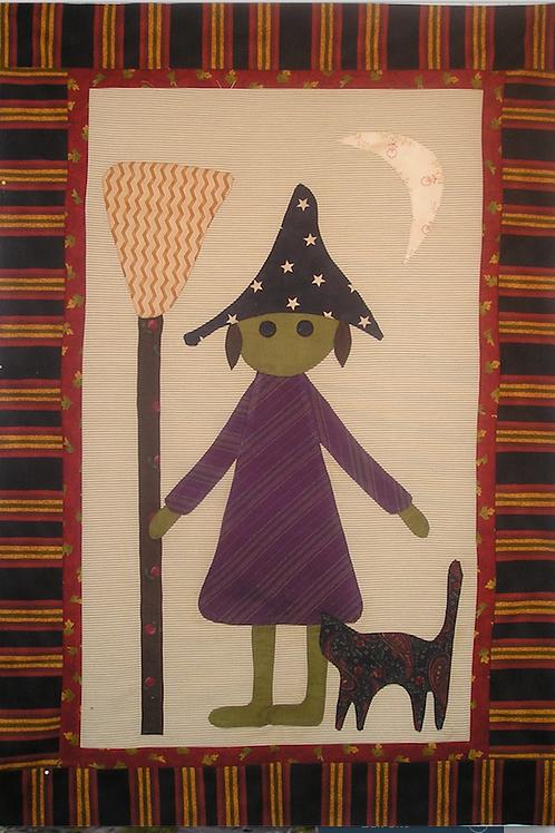 Wilhamina Witch pattern