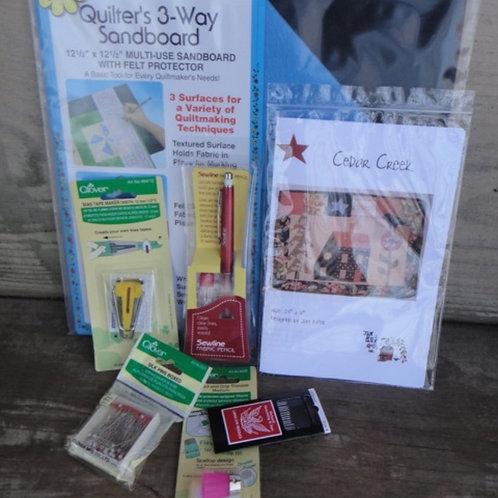 Cedar Creek Needle turn kit bundle