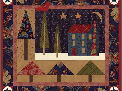 Piecetime Wallhanging pattern