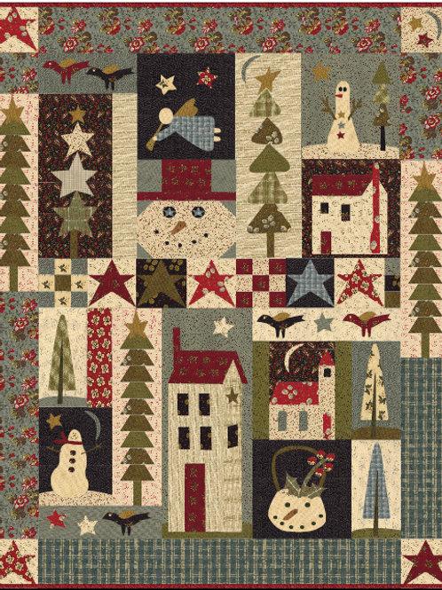 Pine Tree Ridge BOM Pattern