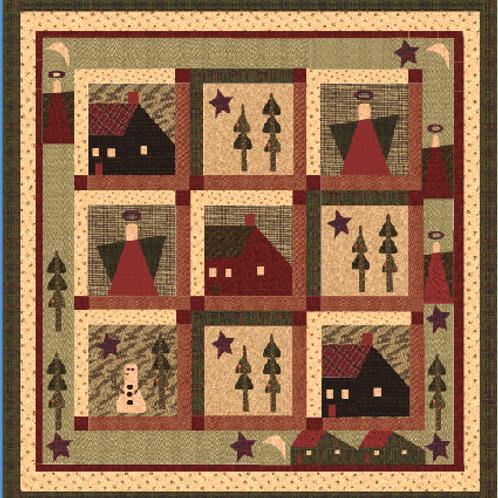 Harmony House pattern